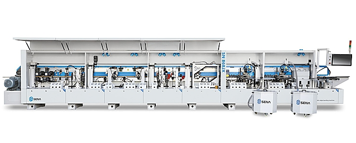 SN-868JX重型履带高速封边机